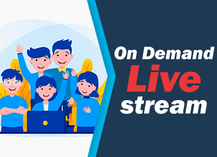 On_Demand_streaming